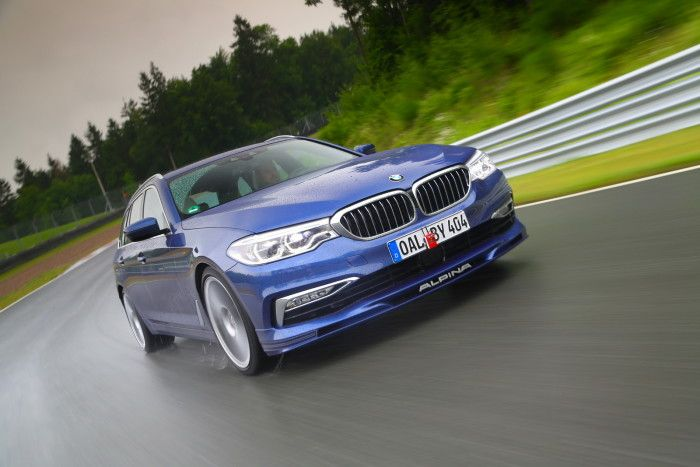 Alpina B5 Bi Turbo Touring Je Najbrzi Karavan Na Svetu Cars Uk