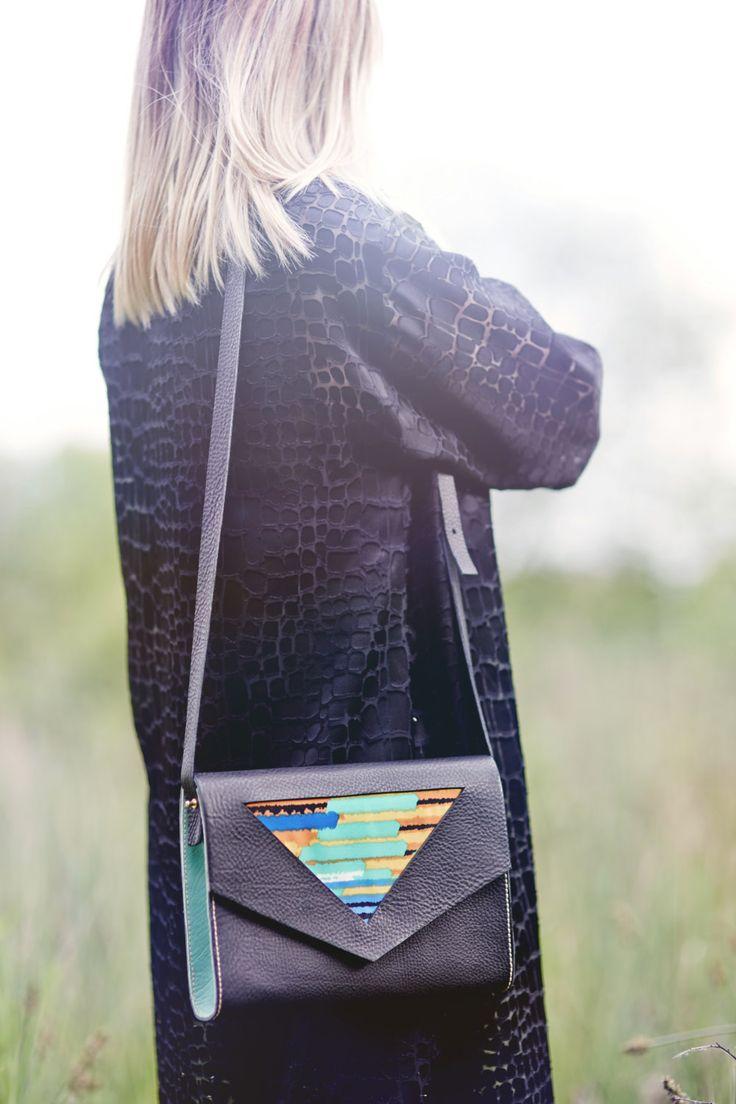 New to CARVLONDON on Etsy: Explorer Shoulder Bag (110.00 GBP)