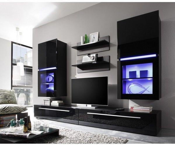 48 best images about meuble de salon on pinterest tvs - Meuble roller ...