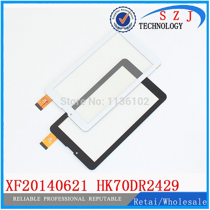 $9.10 (Buy here: https://alitems.com/g/1e8d114494ebda23ff8b16525dc3e8/?i=5&ulp=https%3A%2F%2Fwww.aliexpress.com%2Fitem%2FNew-7-inch-tablet-pc-screen-XF20140621-HK70DR2429-handwritten-touch-screen-panel-black-and-white-Free%2F32245567786.html ) New 7'' inch tablet pc screen XF20140621 HK70DR2429 handwritten touch screen panel black and white Free shipping for just $9.10