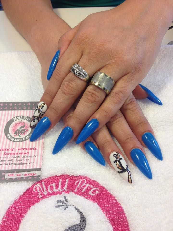 #nailprocare. Blue Sea!Summer 2015 www.nailprocare.gr