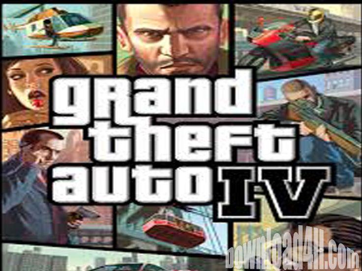Grand Teft Auto IV-GTA- Pc Game Download