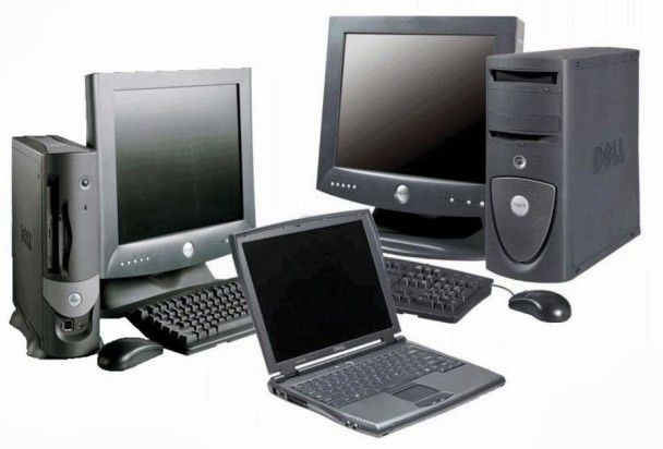 We provide Branded Refurbished Computers on rent