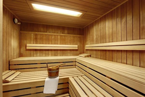 Gemütlicher Saunabereich mit Biosauna, Finnischer Sauna und weka Infrarot-Wärmekabine