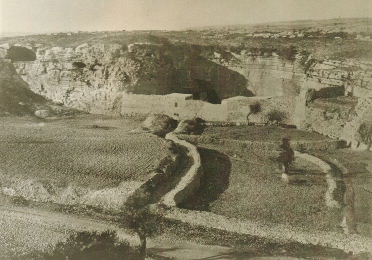 Grotto of jeremiah google search study iv indiana jones