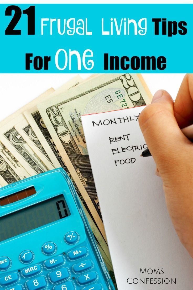 Don't miss our top 21 Frugal Living Tips For One Income to keep your family doing great while you are on limited income! Tons of frugal lifestyle tips!