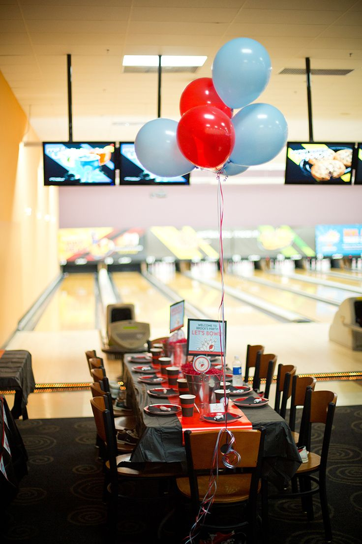 Bowling party: Brock is 9! | Chickabug