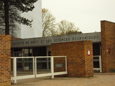 Faculte de Droit et des Sciences Economiques Building - University of Reims