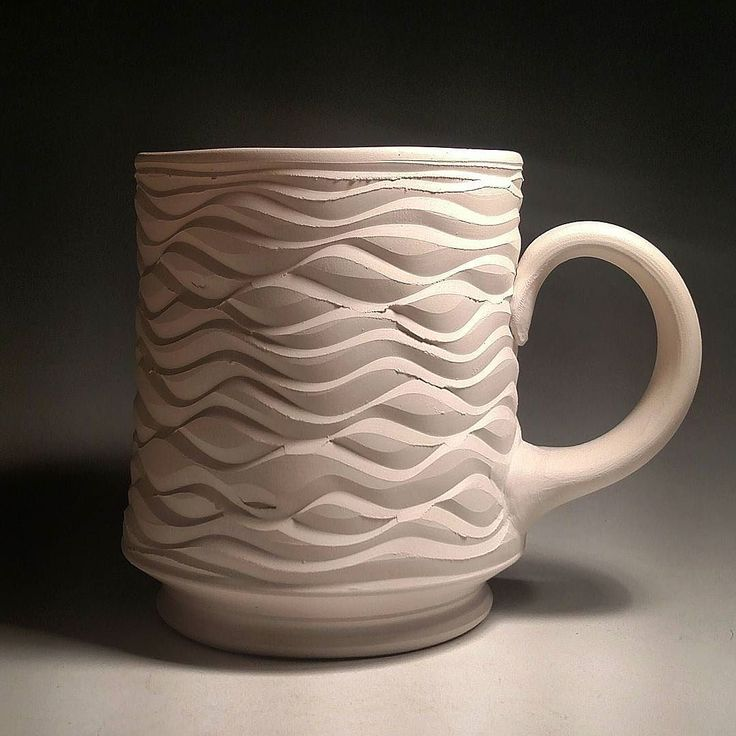 633 best ceramics mug cup tumbler images on pinterest for Clay pottery designs