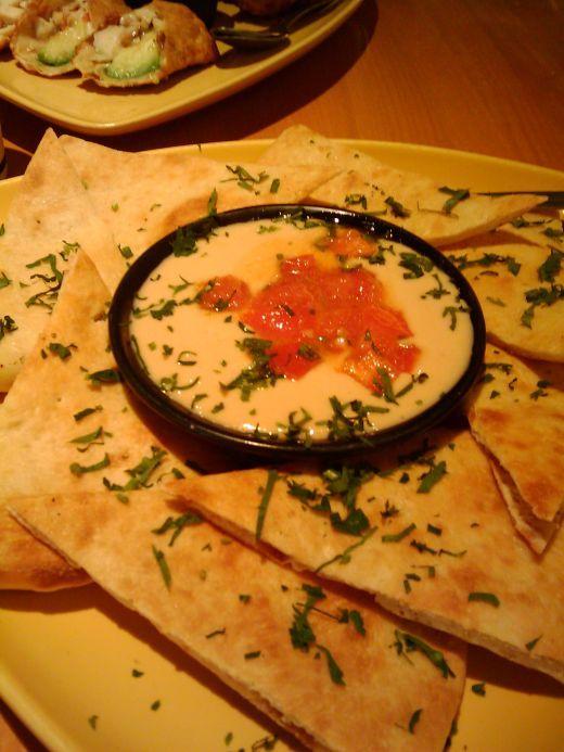 California Pizza Kitchen White Bean Dip