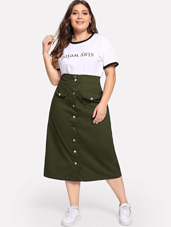 Pin En Skirts 3