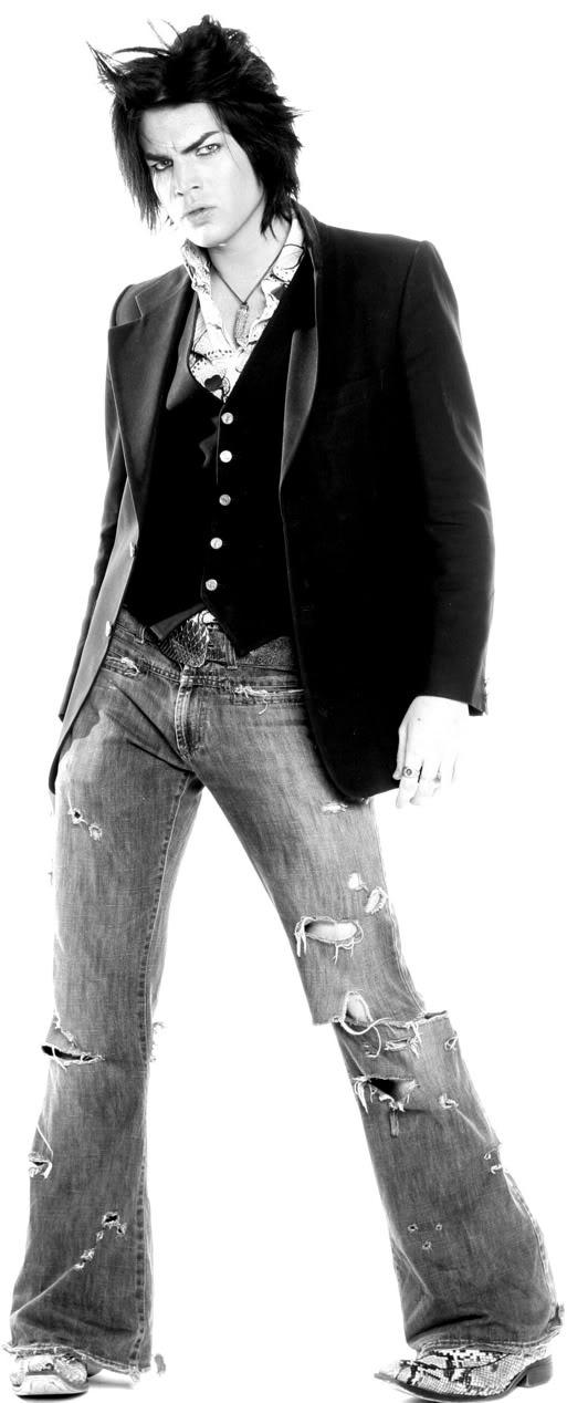Adam Lambert....damn!