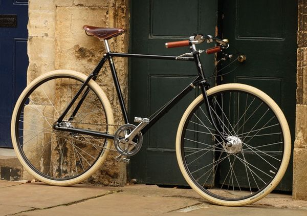 GUV'NOR BICYCLE by PASHLEY HANDMADE