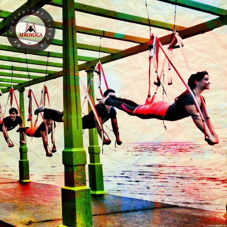 YOGA DANS LES AIRS (AERIAL YOGA) #acrobatico #yogaaereo #AERIALYOGA #yogaswing #CIRCUS #TeacherTraining #cursos #workshop #trapeze #trapecio #pilatesaereo #pilates #acrobacia #acro #wellness #bienestar #salud #Health #aeroyoga #ayaeroyoga #yogaaerien #acrobatique #stage #enseignats #danza #dance #danceaerienne