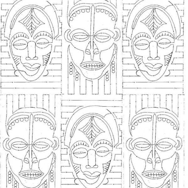 72 best African Masks/Pattern images on Pinterest