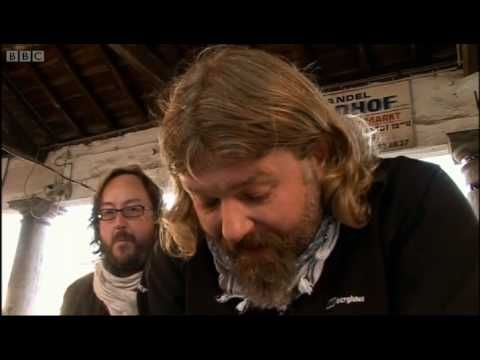 Belgian Perfect Moules & Frites recipe part 1 - Hairy Bikers Ride Again, The - BBC