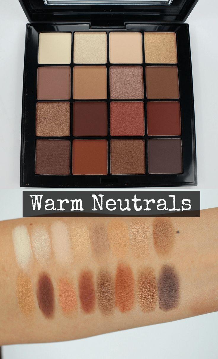 Makeup Palettes: Best 25+ Nyx Swatches Ideas On Pinterest