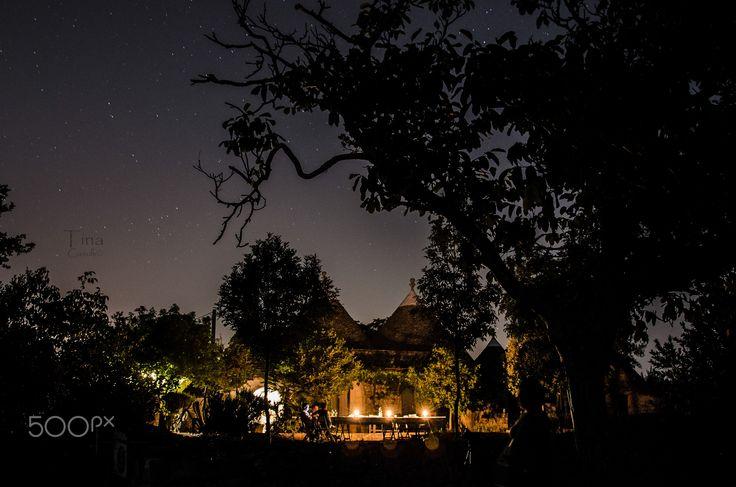 stelle - E mi piace la notte ascoltare le stelle… sono come cinquecento milioni di sonagli. (Antoine de Saint Exupery)