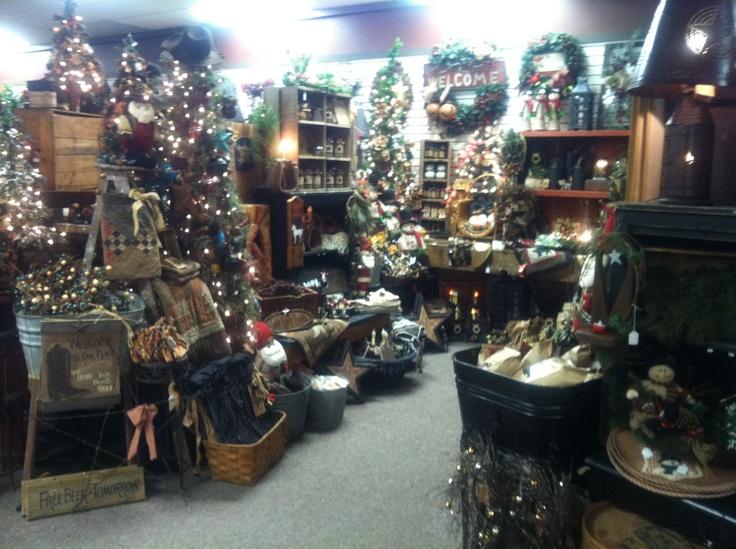 Christmas craft show - big time
