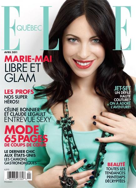 #MarieMai, Avril 2011