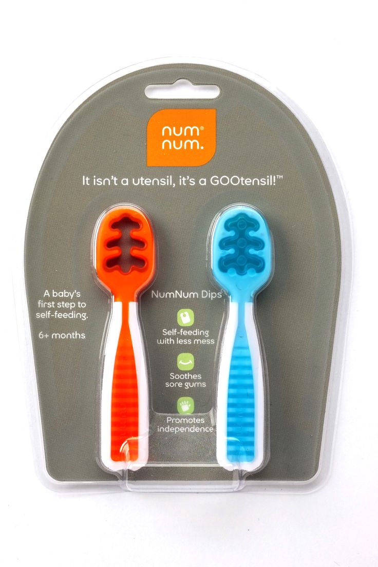 NumNum - encourages self feeding