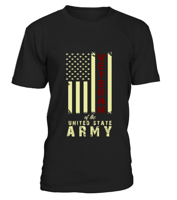 Kids Veteran Of The United State Army Tshirt  Veterans Day Gift 4 Black  Funny Veterans Day T-shirt, Best Veterans Day T-shirt