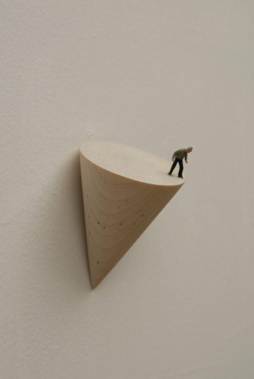 Liliana Porter, Limit, 2010.