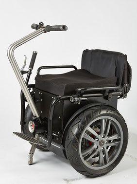 Apache Elektro-Rollstuhl-Segway i2SE