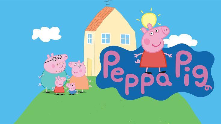 Peppa Pig's House!!!