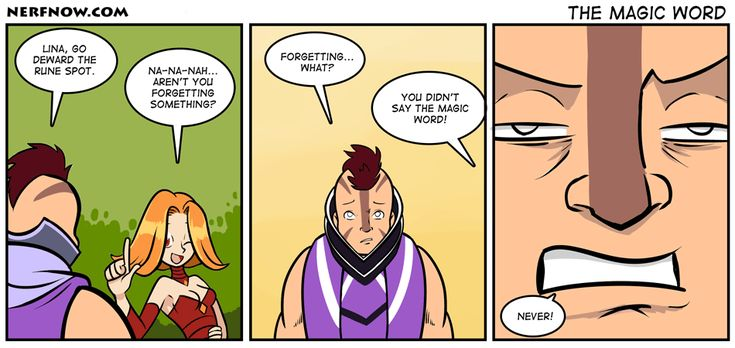 no magic allowed dota 2 comics pinterest