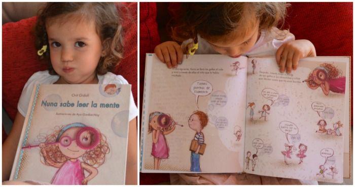 NO al bullying o acoso escolar: cuentos y libros para prevenirlo, nuna sabe leer la mente