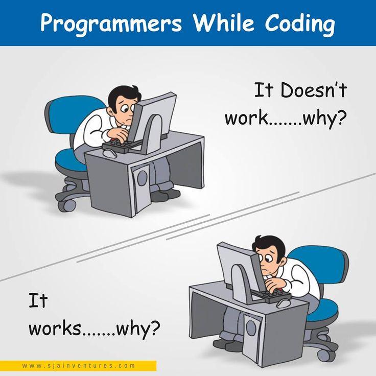 Meanwhile programmers while coding #programmer #itsupport #webdevelopment #Mobileappdevelopment  #dmsinfosystem