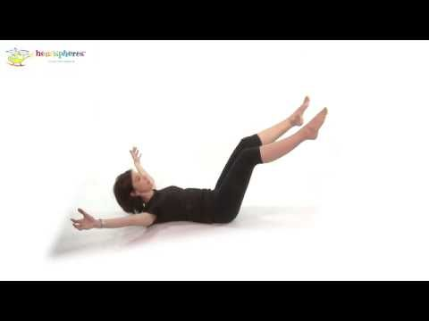 Moro Reflex Integration Movement - The Bug repinned by theboutiqueot