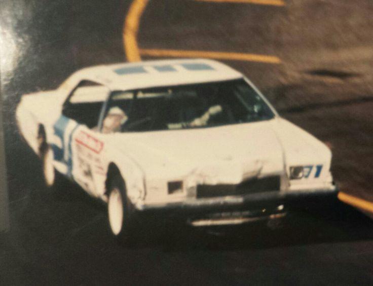 1985 my first race car 1972 Impala street stock