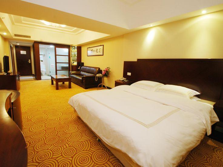 Overseas Chinese Friendship Hotel Guangzhou, China