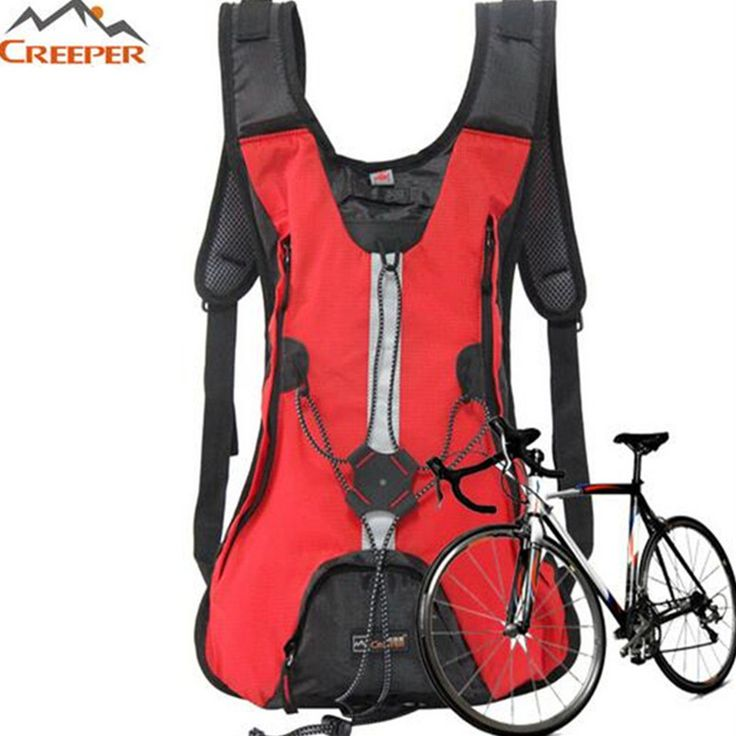 CREEPER brand Waterproof Nylon Bicycle Backpacks Ultralight Sport Bag for Riding Bike Rucksacks Packsack Road Cycling Bag
