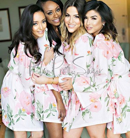 Bridesmaid Robes, Bridal Robes & More