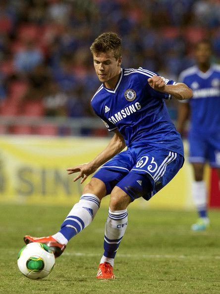 Marco van Ginkel - great new talent on the Chelsea side!