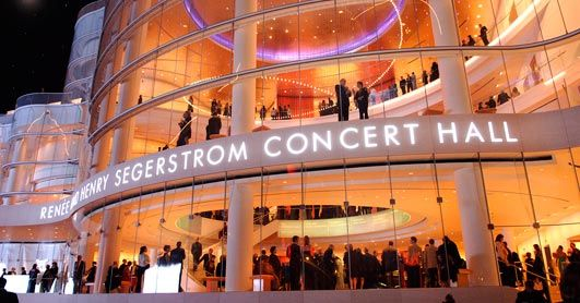 Segerstrom Concert Hall - Pacific Symphony Orchestra #myshoestory #jcrew