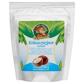 Vegabond instant kókusztejpor 100 g - Tesco Bevásárlás
