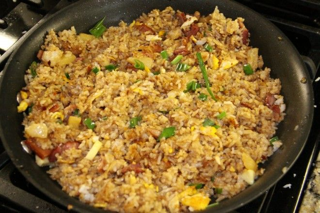 Hawaiian Fried Rice | Hawaiian Fried Rice, Fried Rice and Rice