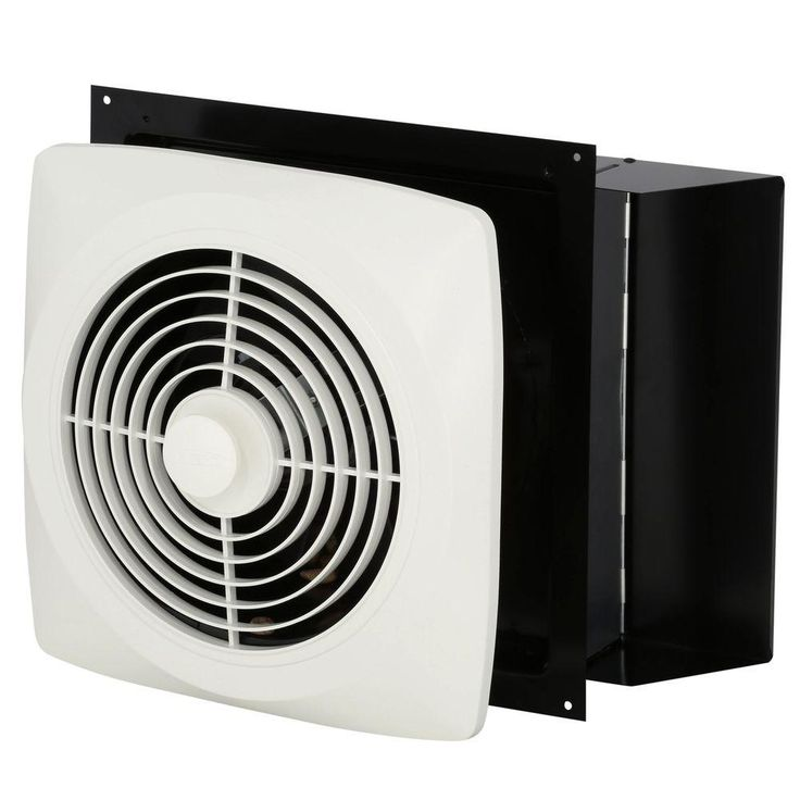 through the wall exhaust fan for kitchen