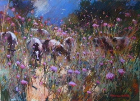 Lost in the Thistles by Maxwell Wilks
