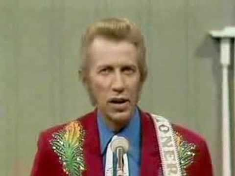 "▶ Porter Wagoner - Green Green Grass of Home - ""Oh Dumie, sing green green grass of home, I just love that old song"" My Granny loved to hear my Daddy sing"
