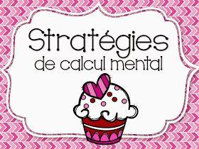 La classe de Karine: Stratégies de calcul mental