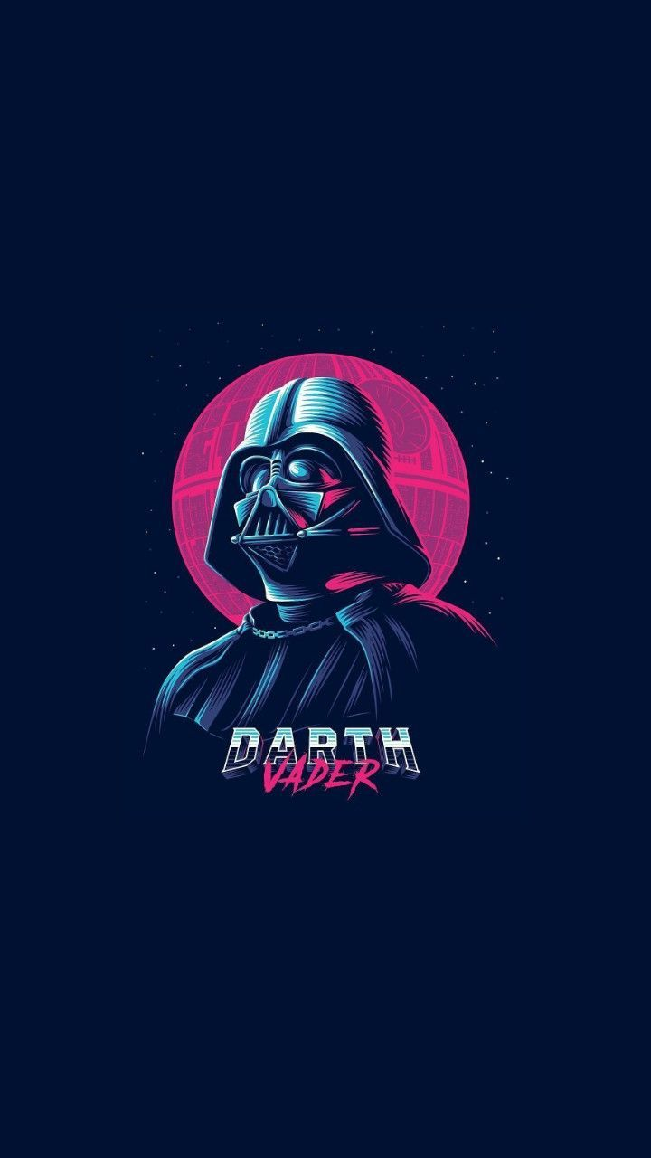 Minimalist Darth Vader Wallpaper Android In 2020 Star Wars Background Star Wars Wallpaper Star Wars Wallpaper Iphone