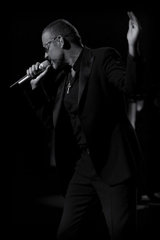 George Michael - Symphonica. - caroline true photography