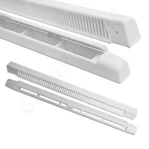 a ranura de goteo ventilacion para upvc doble acristalamiento ventana reduce la condensacion