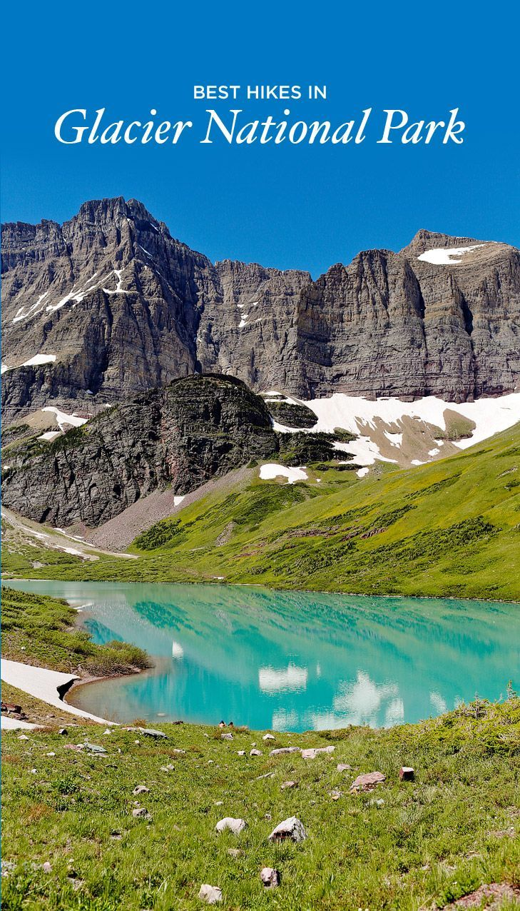 Best Hikes in Glacier National Park Montana + Part of Waterton Glacier International Peace Park a UNESCO World Heritage Site // localadventurer.com