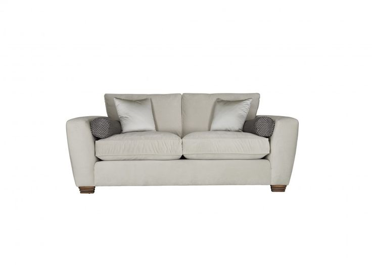 Sofa Sleeper The sumptuously fortable Leon Seater Formal Back Sofa looks fantastic in both contemporary and classical